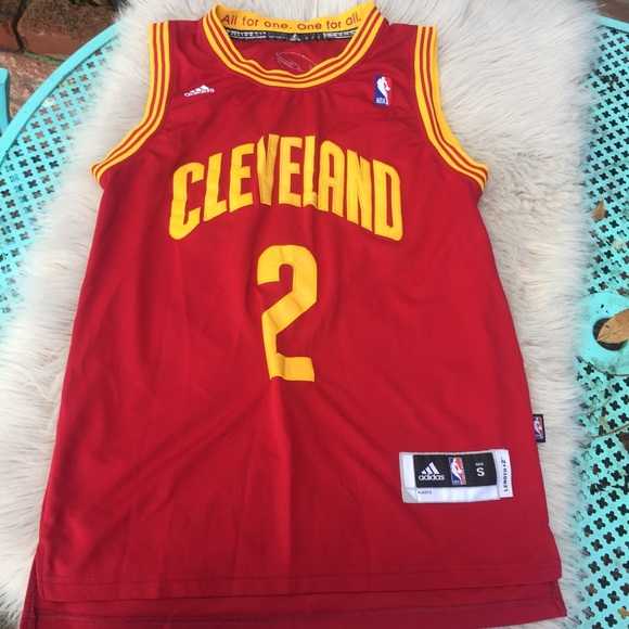 release date e632a eec7c NBA Cleveland cavaliers jersey Kyrie Irving